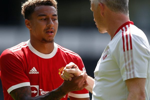 Ole Gunnar Solskjaer has confirmed that Jesse Lingard is in the squad