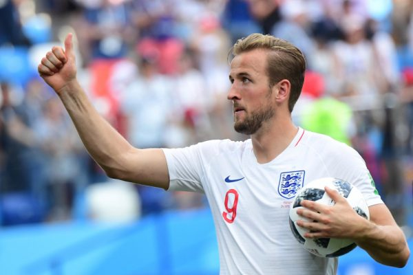 Harry Kane shoots Stryker Team England admitted that very excited